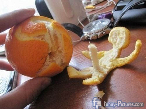 funny-orange